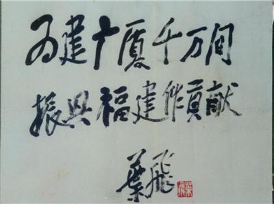 叶飞:时任全国人大副委员长